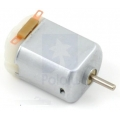 Brushed DC Motor: 130-Size; 6V; 11.5kRPM; 800mA Stall