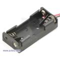 2-AAA Battery Holder