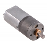 73:1 Metal Gearmotor 20Dx42L mm