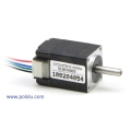 Stepper Motor: Bipolar, 200 Steps/Rev, 20x30mm, 3.9V, 600mA