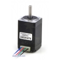 Stepper Motor: Bipolar, 200 Steps/Rev, 28x45mm, 4.5V, 670mA