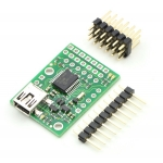 Micro Maestro 6-Channel USB Servo Controller Partial Kit