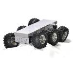 Dagu Wild Thumper 6WD All-Terrain Chassis; Black; 34:1