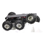 Dagu Wild Thumper 6WD All-Terrain Chassis; Black; 75:1