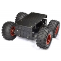 Dagu Wild Thumper 4WD All-Terrain Chassis; Black; 34:1
