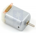 Brushed DC Motor: 130-Size, 3V, 17kRPM, 3.6A Stall