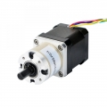 Nema 17 Stepper Motor Unipolar L=48mm w/ Gear Ratio 14:1 Planetary Gearbox