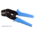 Crimping Tool: 0.1-1.0 mm Capacity; 16-28 AWG