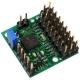 Pololu Micro Serial Servo Controller assembled