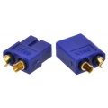 XT60 Connector Male-Female Pair; Blue