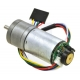 34:1 Metal Gearmotor 25Dx52L mm HP with 48 CPR Encoder