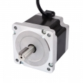 Keyway Dual Shaft Nema 34 CNC Stepper Motor 4.5Nm (637oz.in) 5.5A 86x86x80mm