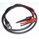 BNC to IC Hook Cable