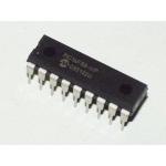 PIC 18 Pin 7-A/D 20MHz 4K - 16F88