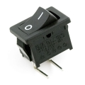 Rocker Switch - SPST right-angle