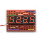4Digit 7-Segment Display - Red