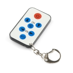 Infrared Keychain Remote Control