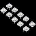 LED - RGB Piranha 5mm 10 pack