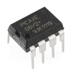 PICAXE 08M2 Microcontroller 8 pin