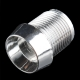 LED Holder - 10mm Chrome Finish