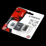 Flash Memory - 8GB Mobility Pack