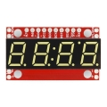 7Segment Serial Display - White