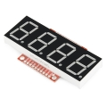 OpenSegment Serial Display - 20mm Red