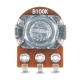 Rotary Potentiometer - 100k Ohm, Linear (Panel Mount)