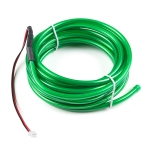 Bendable EL Wire - Green 3m