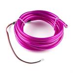 Bendable EL Wire - Purple 3m
