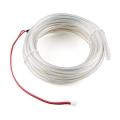 Bendable EL Wire - White 3m