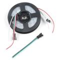 LED RGB Strip - Addressable, Sealed, 1m (APA104)