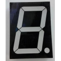 4inch 1digit Green 8 segment led display 40101BGG/BS (Common Anode)