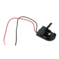 Single CR2032 Cell Button Battery Holder with On / Off Switch
