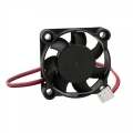 Cooling Fan 25x25x10mm (12V)