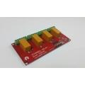 4-channel Relay Board dual signal