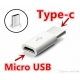 USB 2.0 Micro-B to USB Type-C Adapter