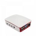 Raspberry Pi 4 Case Red&White