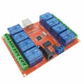 8Channel Relay Module USB (PC Intelligent) Control Switch