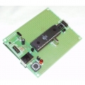 40 Pin AVR Development Board w/USB Connection