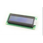 I2C 1602 LCD Display Module - Blue Backlight