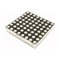 60mm Square 8*8 LED Matrix - Red