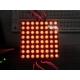 60mm Square 8*8 LED Matrix - Red
