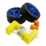D65 wheel set - Blue