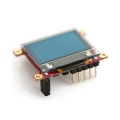 "Serial Miniature OLED Module - 0.96"" uOLED-96-G1GFX"