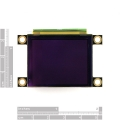 "Serial Miniature OLED Module - 1.7"" uOLED-160-G1GFX"