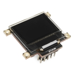 "Serial Miniature OLED Module - 0.96"" uOLED-96-G2 GFX"