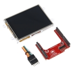 "Arduino Display Module - 3.2"" Touchscreen LCD"