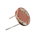 Light Dependent Resistor LDR 5mm