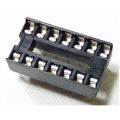 DIP Sockets Solder Tail - 14-Pin 0.3
